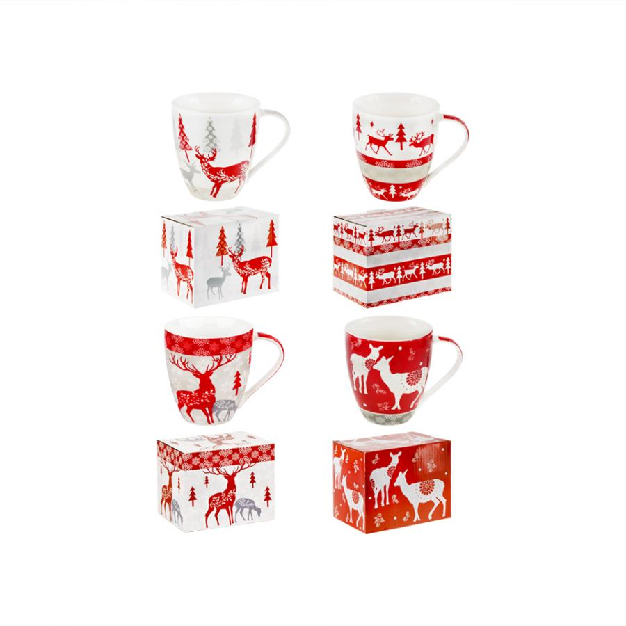 Caneca RED & GREY II