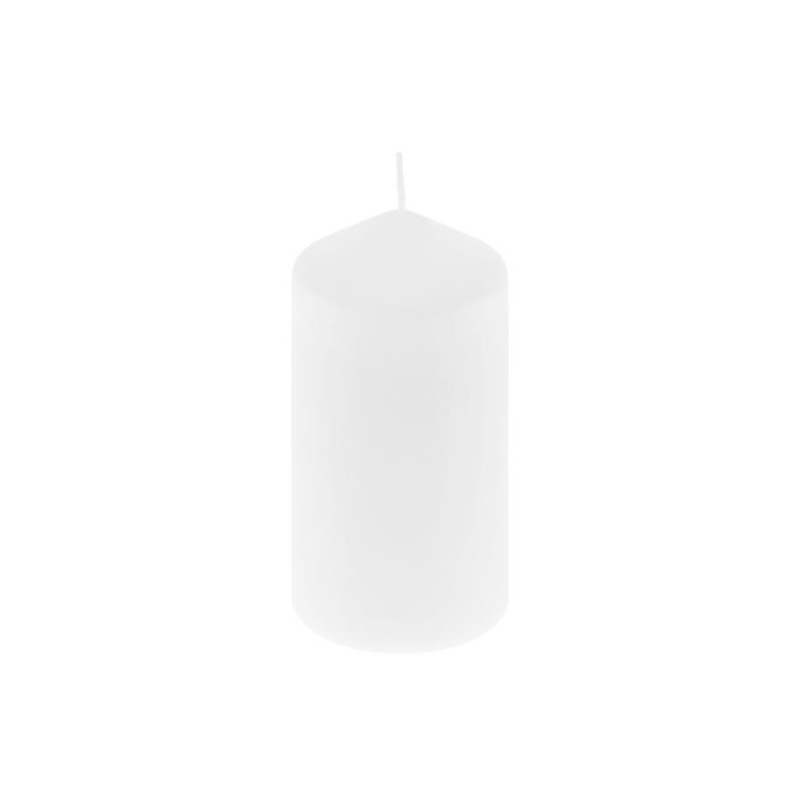 Vela HOME LIGHT Branco (60h) - Vela decorativa.