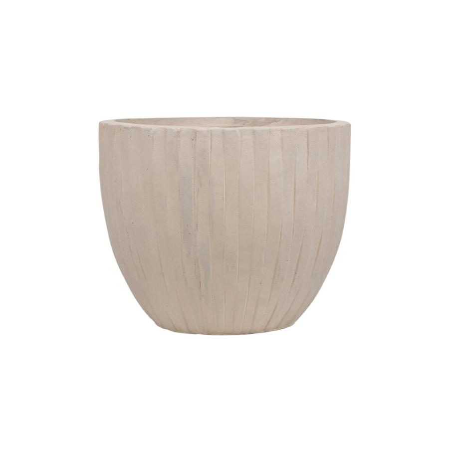 Vaso OUTSIDE OVAL (30x30x24cm)