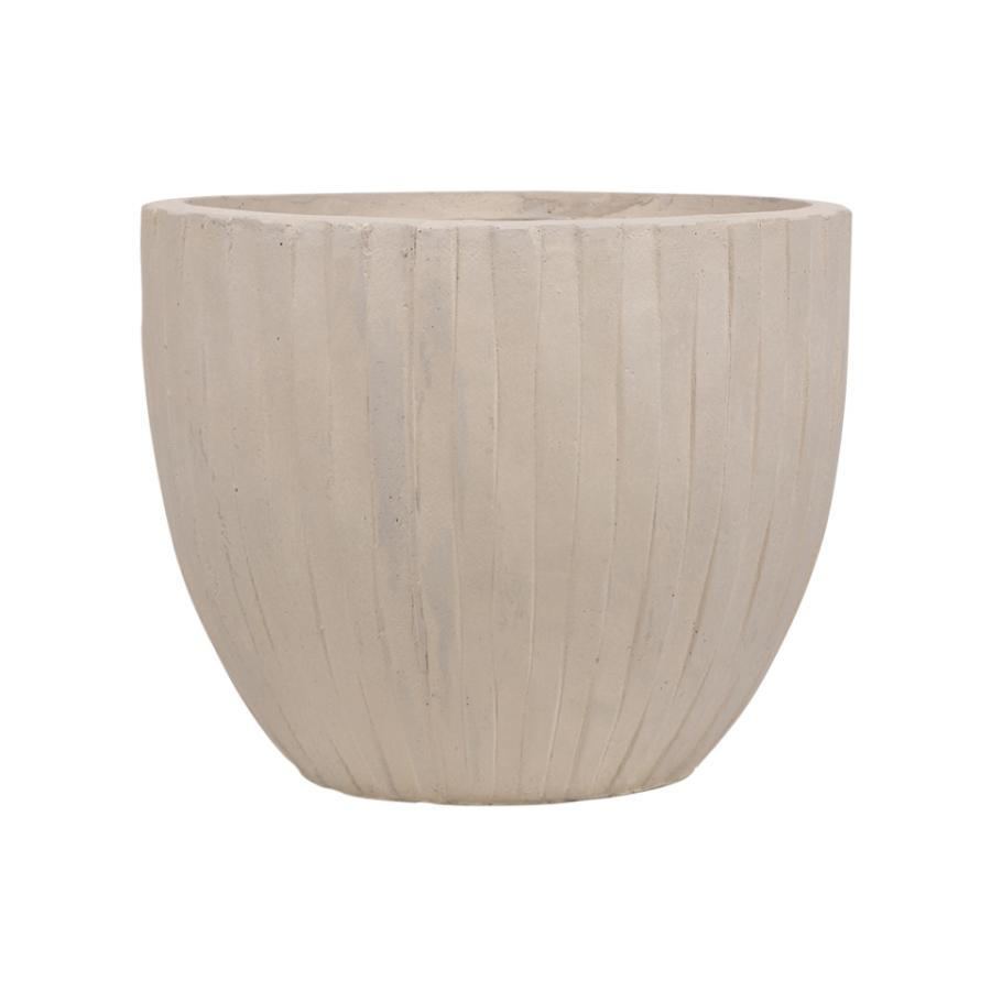Vaso OUTSIDE OVAL (55x55x44,5cm)
