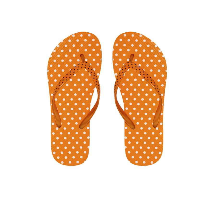Chinelo POINT BY POINT laranja (35-40)