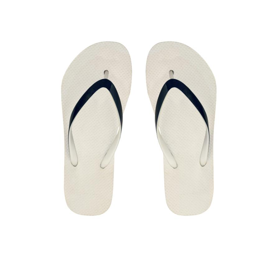 Chinelo EVEN branco (35-40)