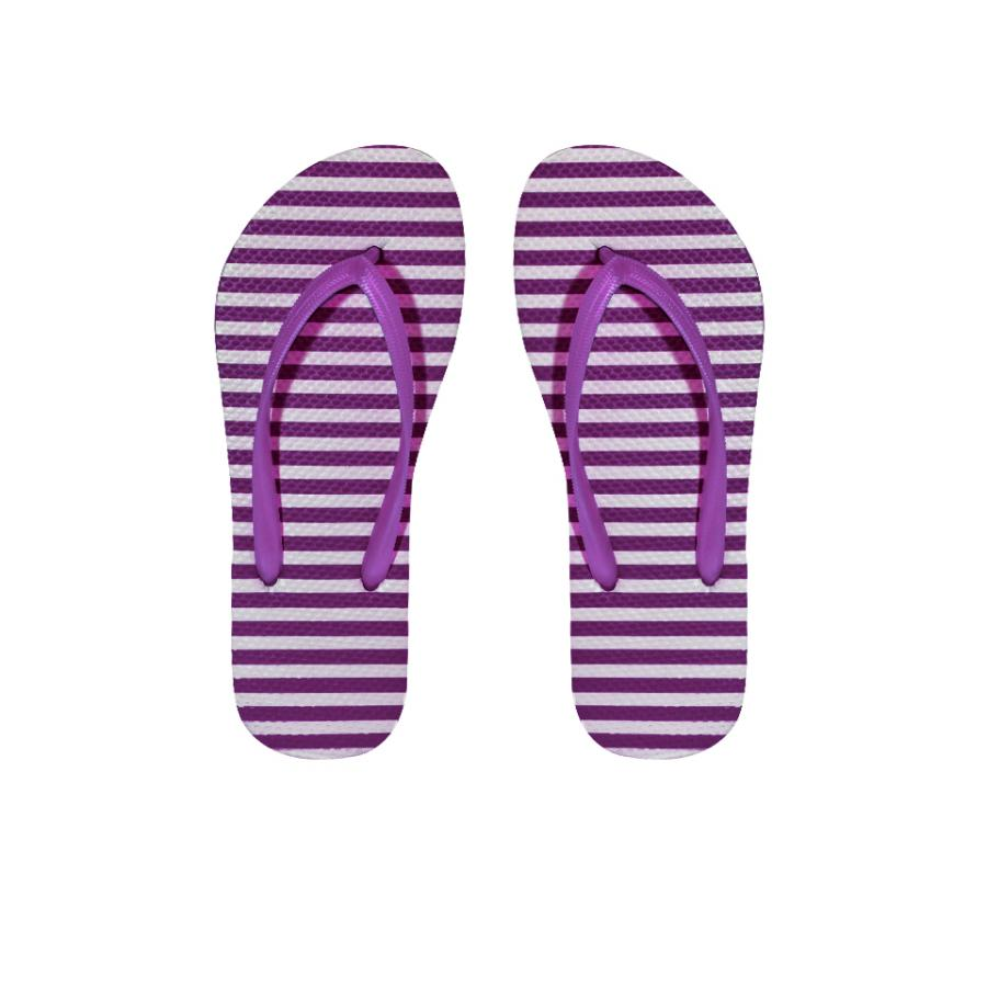 Chinelo SCRIBBLE  roxo (35-40)